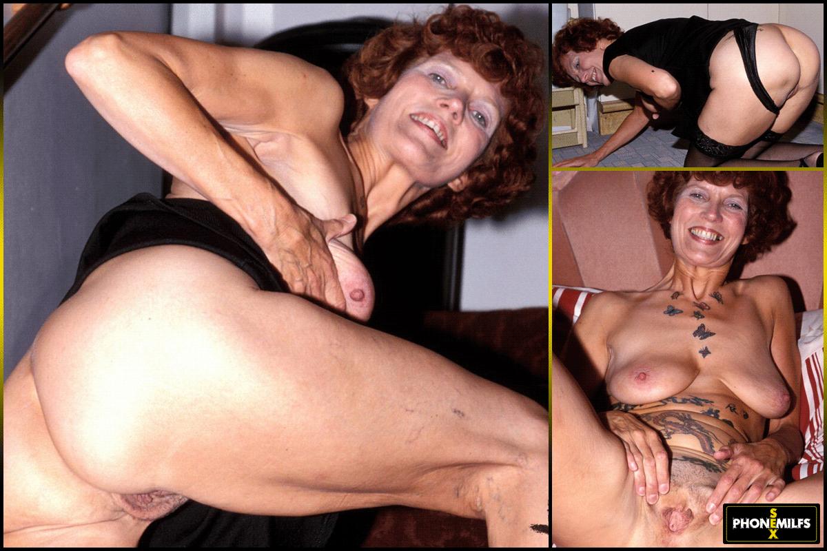 Quickie Granny Phone Sex